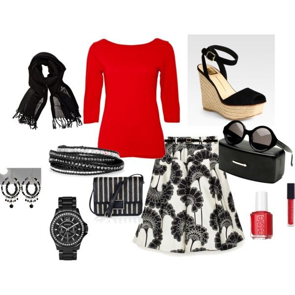 Let's do lunch!, created by wiensy on Polyvore