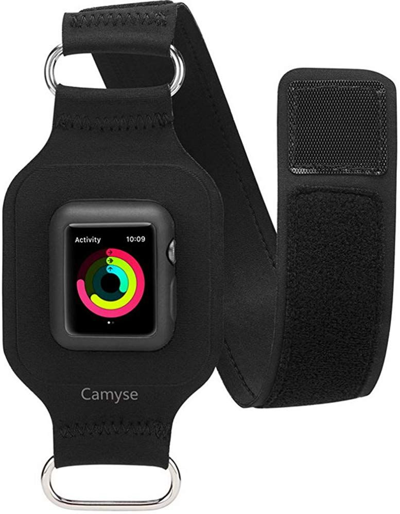 Camyse for Apple Watch Armband, Adjustable Reflective