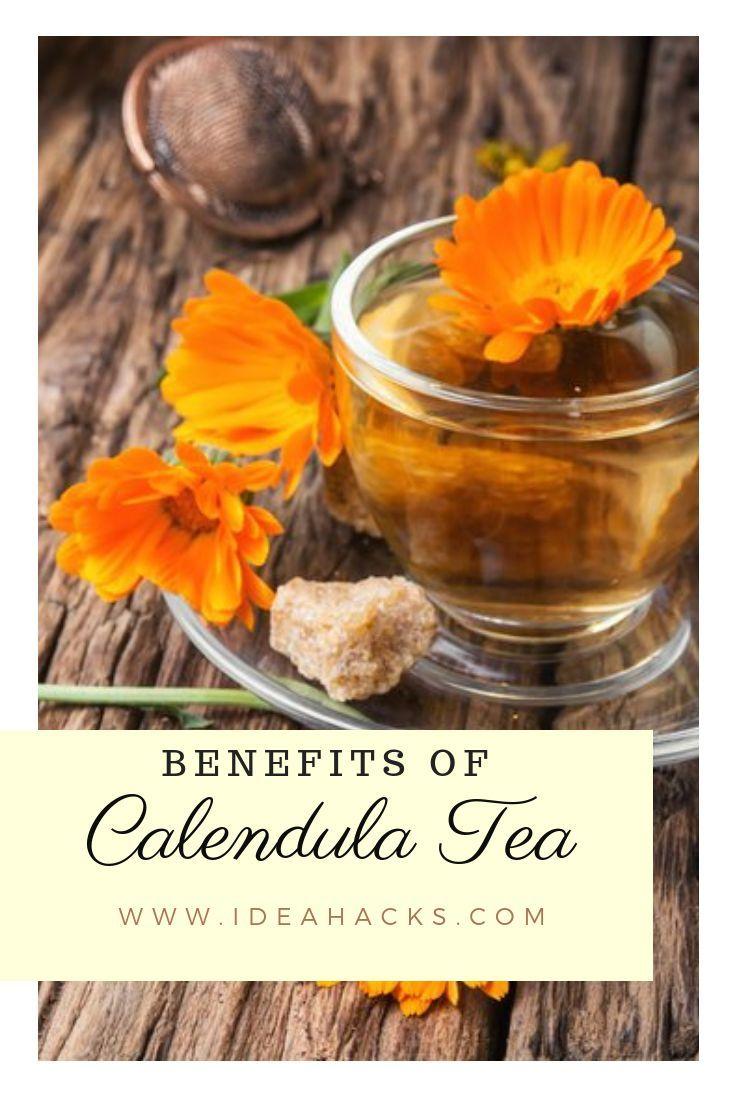 Calendula Tea A Comprehensive Guide to the Uses and