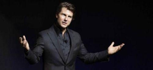 FOTO: Irreconocible Tom Cruise https://t.co/GvstkECeJi...