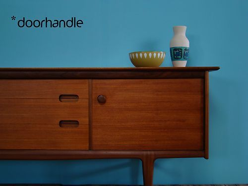 Pin by Hopper and Space on Retro Vintage Mid Century Furniture Teak sideboard, Sideboard