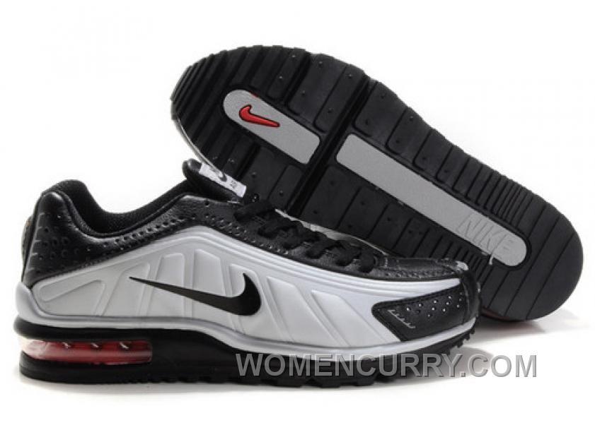 Men s Nike Shox R4   Air Max LTD Shoes Silver Black Lastest 512896f78
