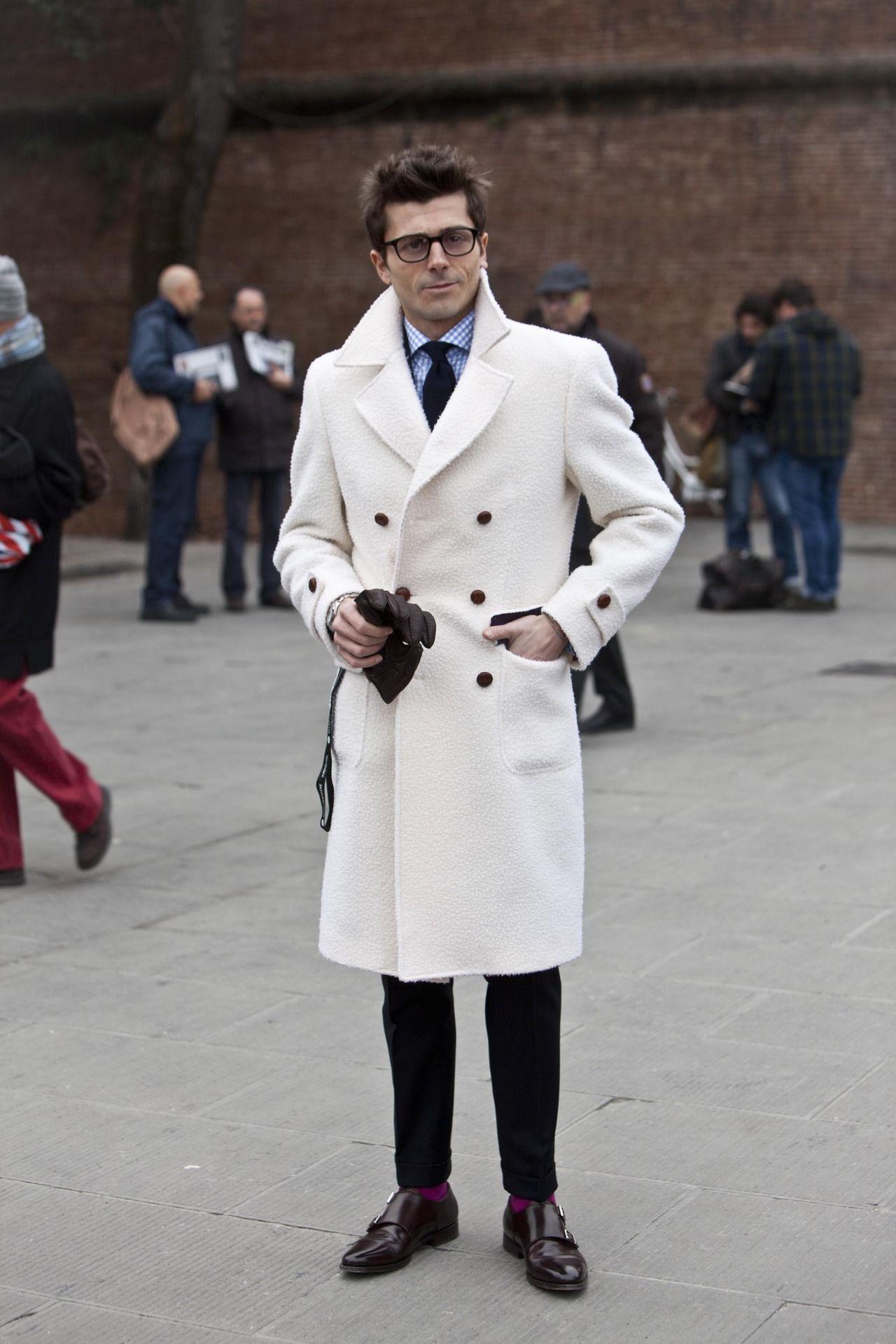 Standout jacket (especially in white) | m e n | Pinterest | Men's ...
