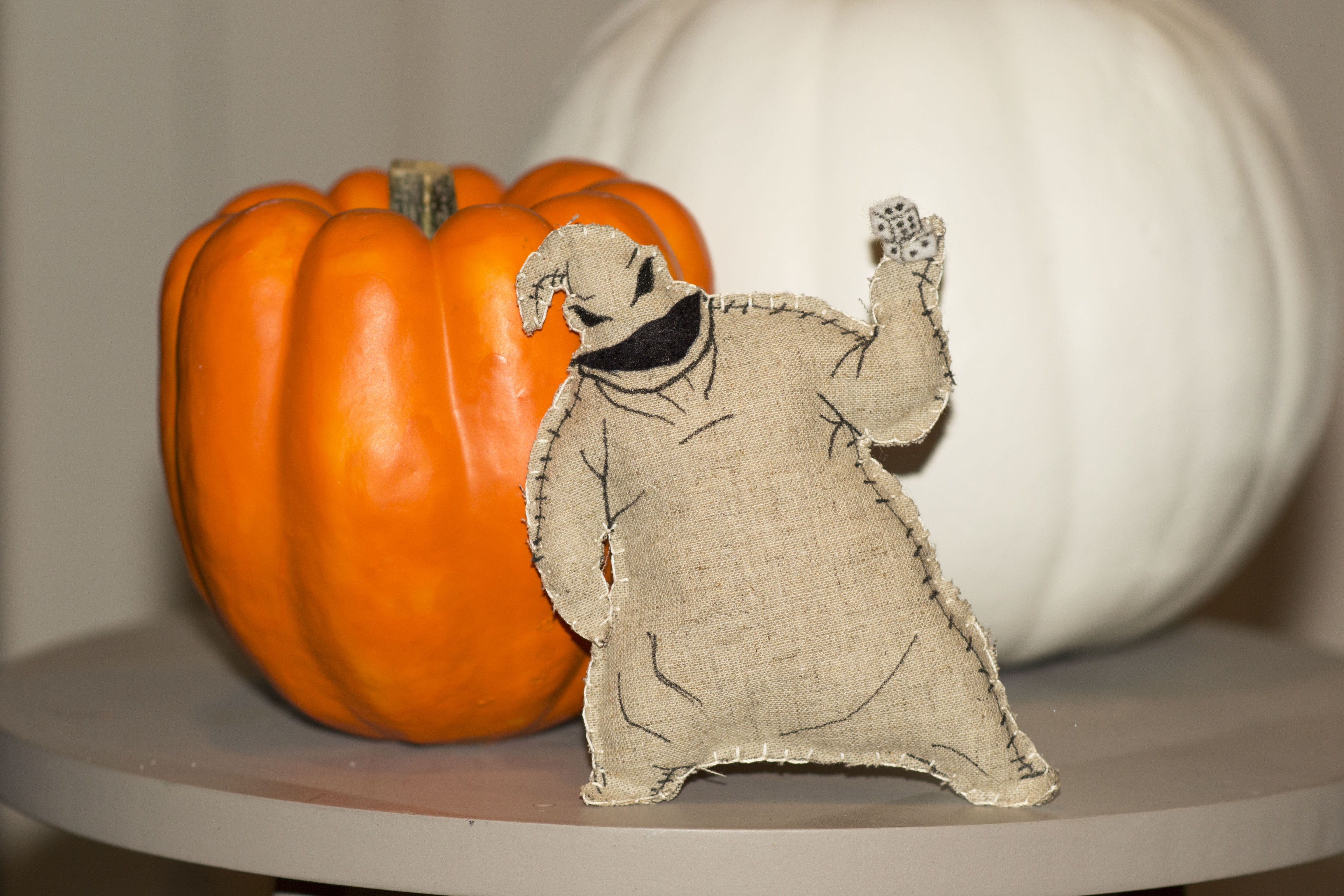 Mini Peluche Oogie Boogie Nightmare Before Christmas L Trange No