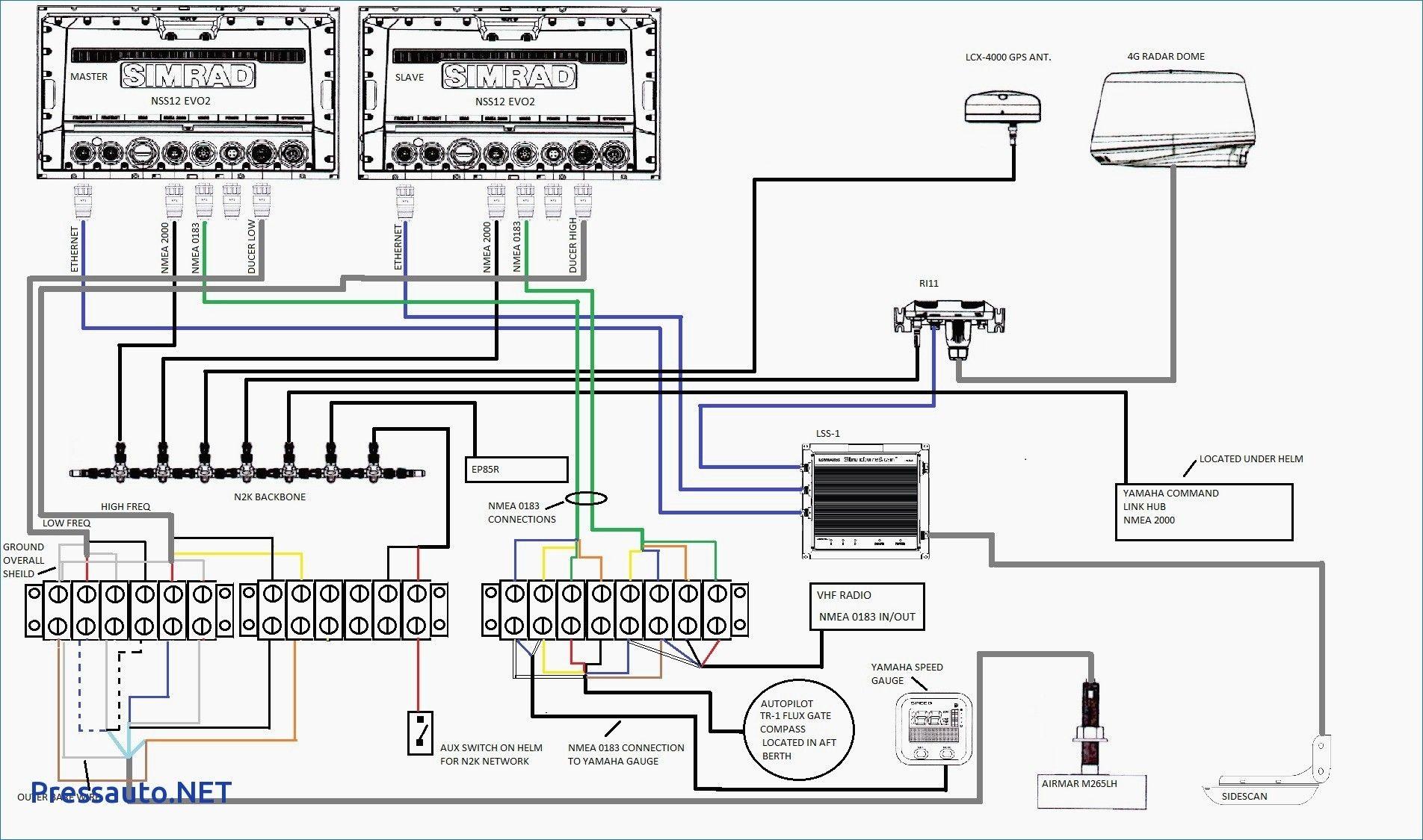 New Network Wiring Diagram diagram
