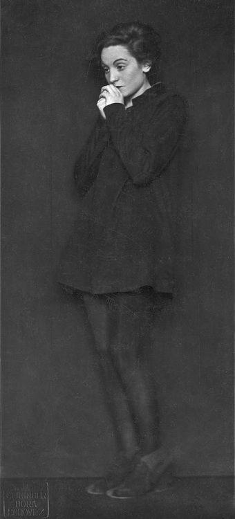 Elisabeth Bergner by Atelier Geiringer & Horovitz, 1933