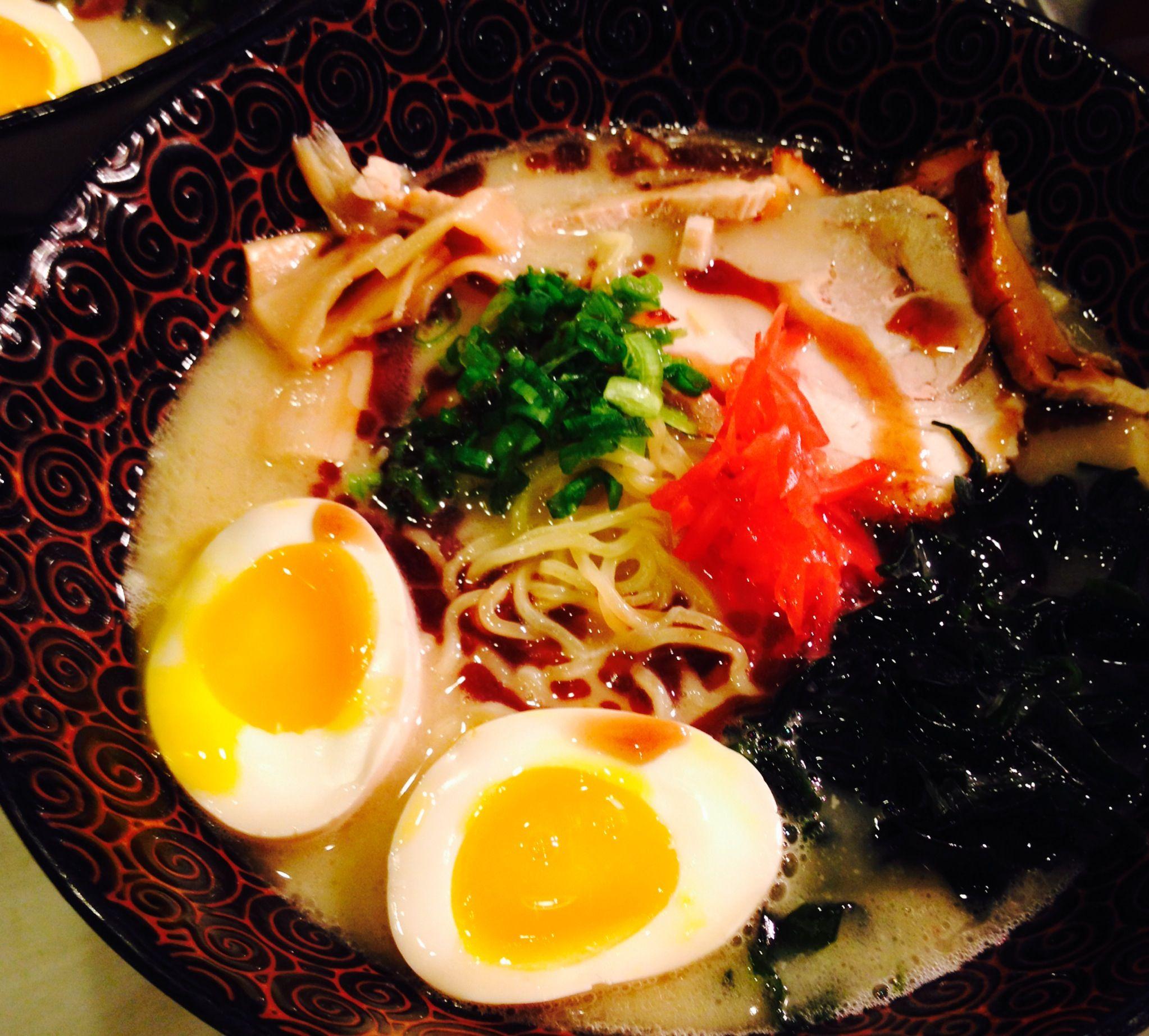 Tonkotsu 'Tonzen' Ramen
