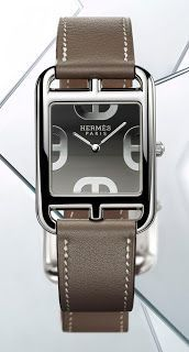 17231063168 montre luxe collection  SIHH 2018 Hermes Cape Cod Montre