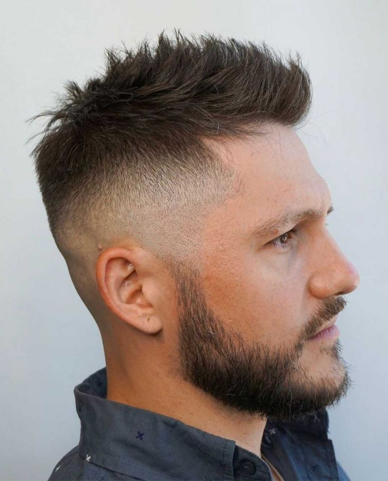 18+ How to cut a fohawk step by step information