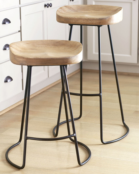 20 Great Bar Stools To Update Your Look Short Stools Wood Bar
