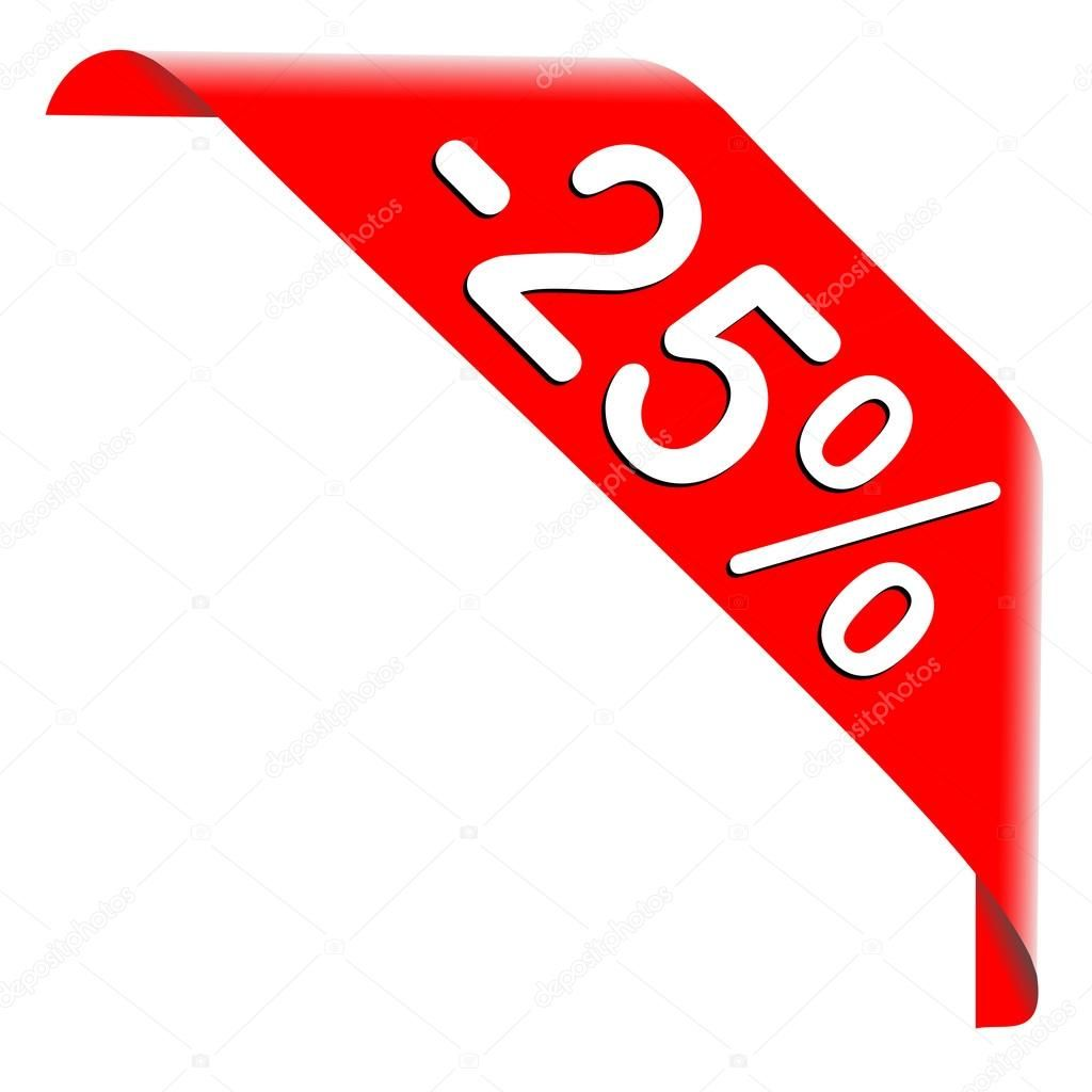 25 Percent Discount Offer Stock Photo Affiliate Discount Percent Photo Stock Ad Discount Offer Percents Stock Photos