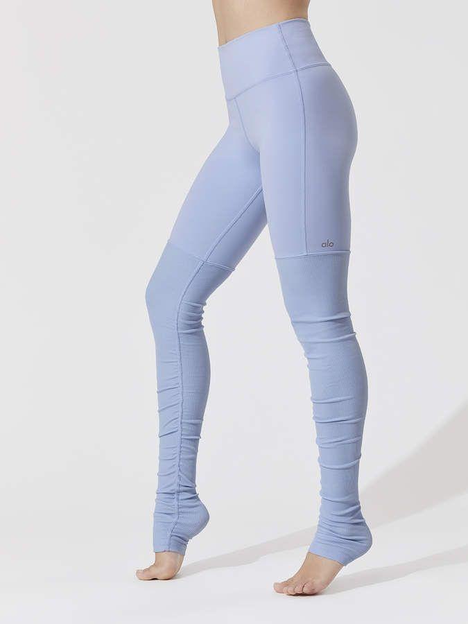 d2d22b624c231 High-Waist Goddess Legging | Products | Blue leggings, Uv blue ...