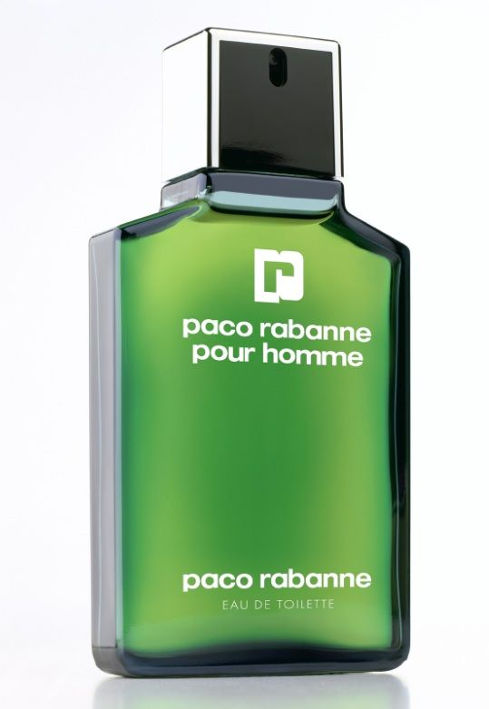 1973 Paco Rabanne Pour Homme Cest La Première Fougère Aromatique