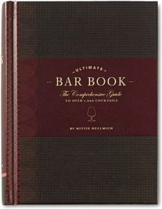 The Ultimate Bar Book - lifestylerstore - http://www.lifestylerstore.com/the-ultimate-bar-book-2/