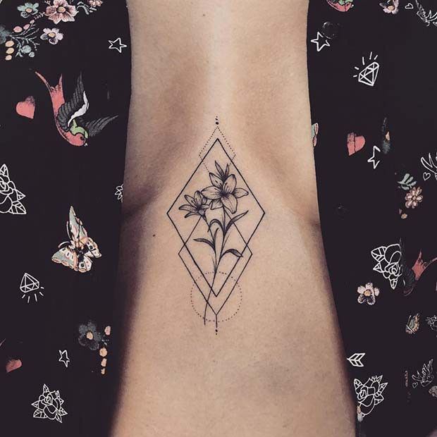 Photo of 23 pretty lily tattoo ideas for women