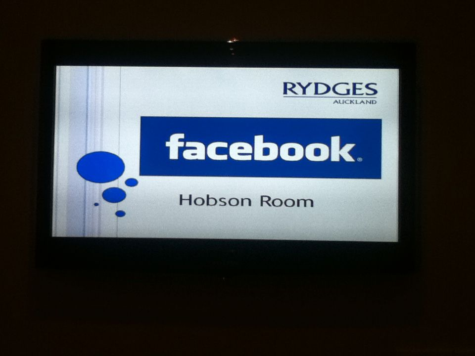 Facebook small business bootcamp auckland new zealand