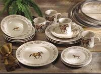 Western Dinnerware #casualdinnerware