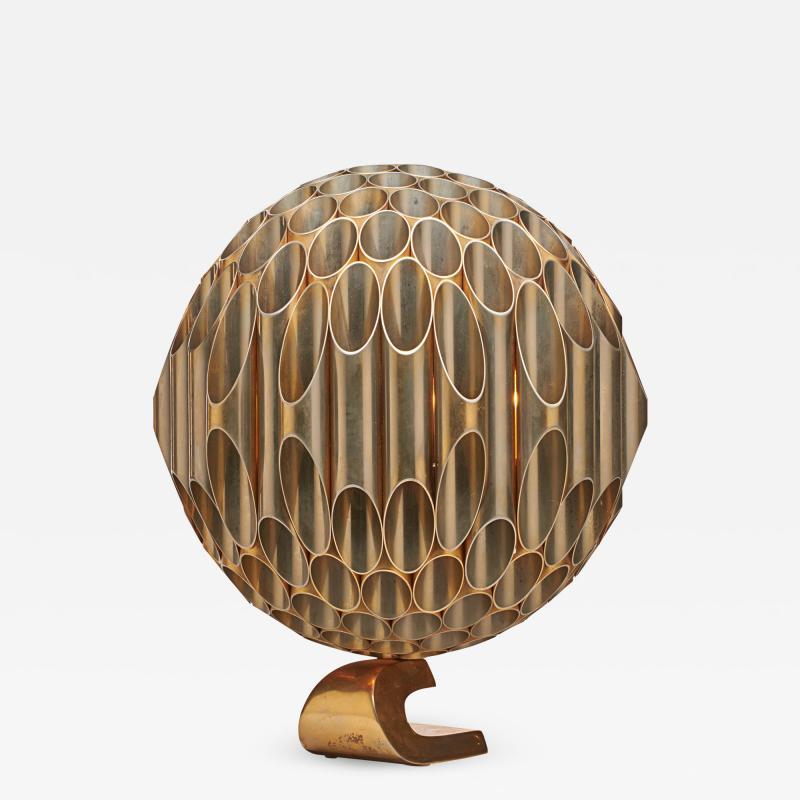Michel Armand Rare Ruche Boule Lamp Unique Items Products Lamp Table Lamp