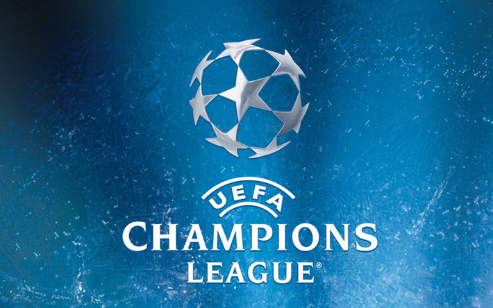 download wallpapers uefa champions league logo blue background creative uefa besthqwallpapers com in 2020 champions league uefa champions league champions league logo pinterest