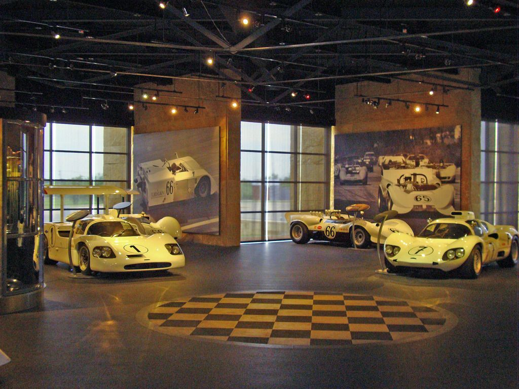 Pin by Paul Chapman on Chaparral Chaparral, Racing, Museum