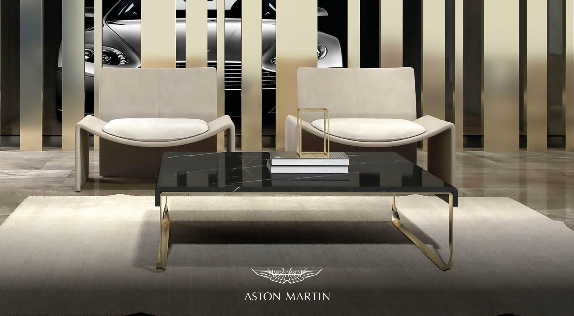 Aston Martin Formitalia Luxury Group Martin Furniture Furniture Interior