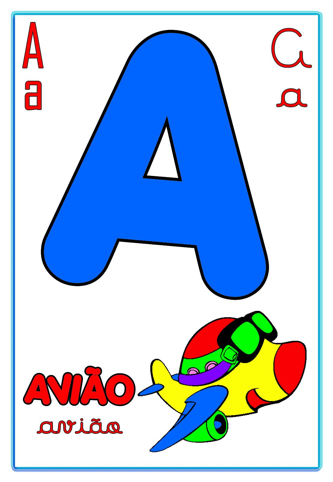 A Arte De Ensinar E Aprender Alfabeto Em Portugues Atividades
