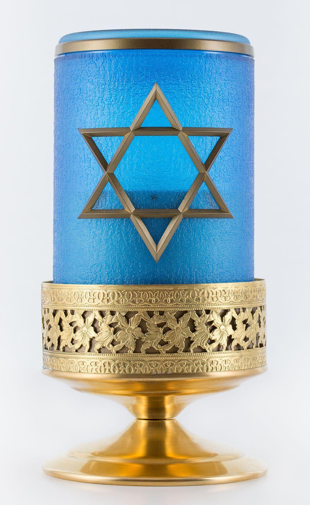 Cylinder Tribute Flameless Shiva
