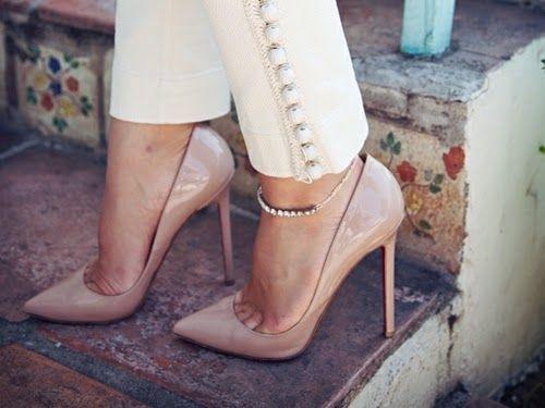 Fabulosos zapatos de moda de temporada   Moda en zapatos de mujer