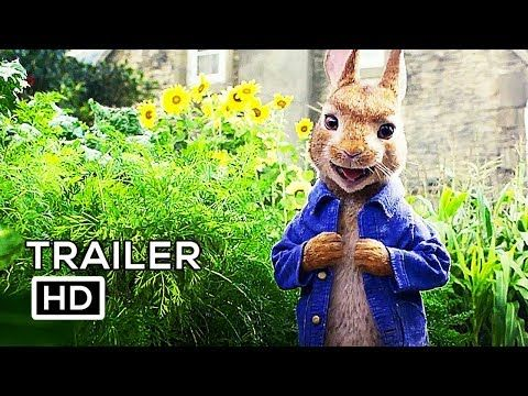 PETER RABBIT Trailer (2018) Daisy Ridley, James Corden Animated - küchenplaner online kostenlos nolte
