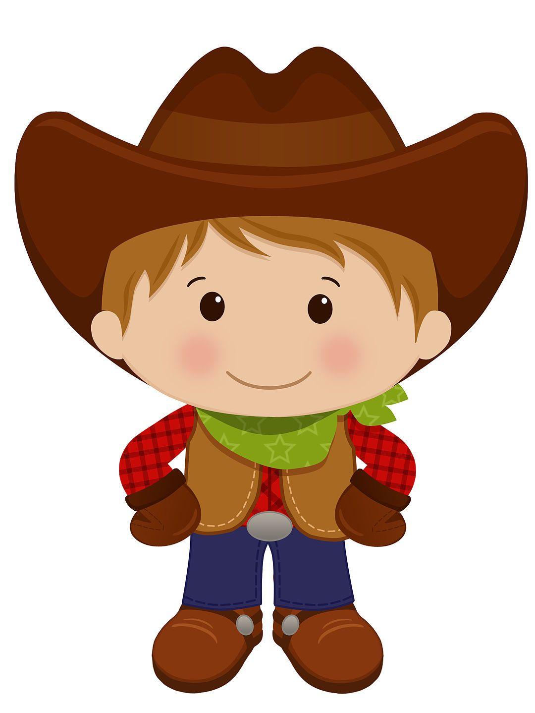 cowboy vaqueiro country western velho oeste festa rh pinterest ie cowboy clip art borders cowboy clip art for kids