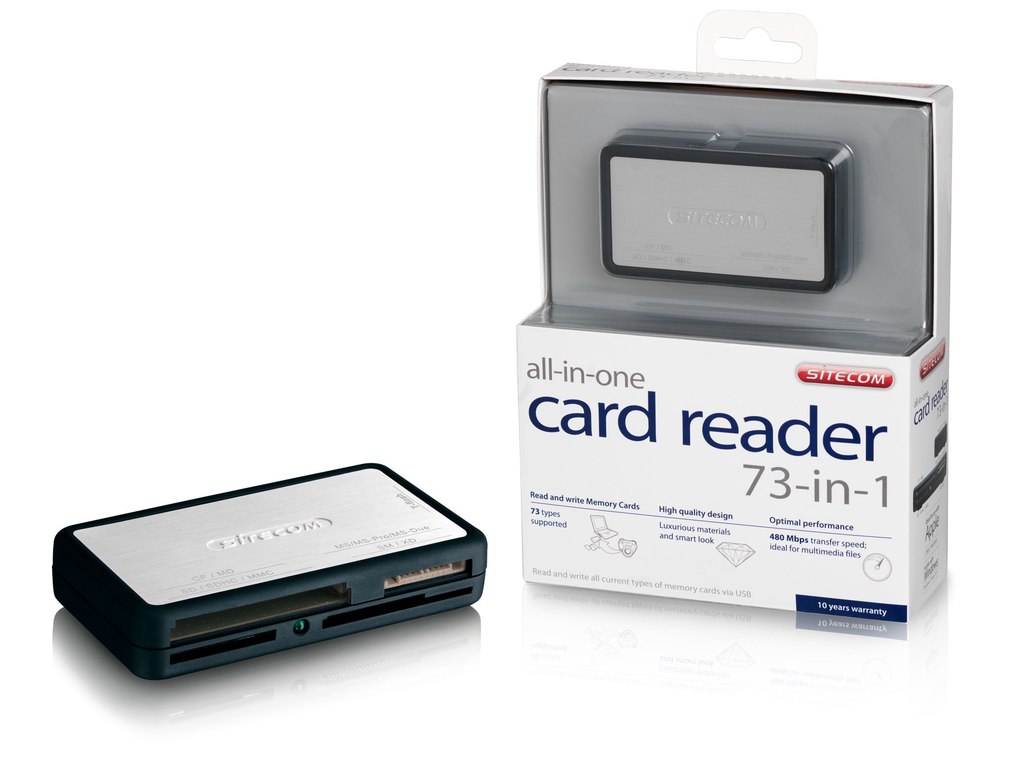 All in one card reader 73 in 1 md 021 lettura e scrittura di all in one card reader 73 in 1 md 021 reheart Images