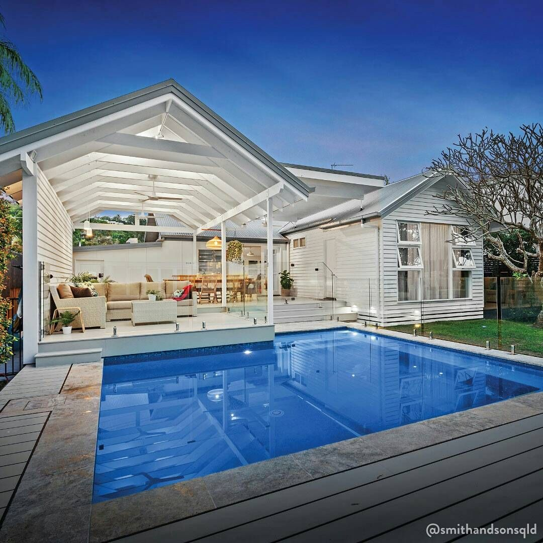"""Pergola Designs Qld: Smith & Sons QLD On Instagram: """"Swipe Across For A Closer"""