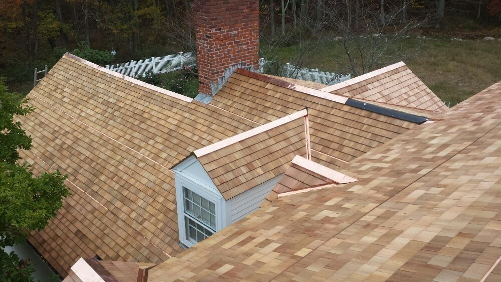 Cost To Install Shake Roof