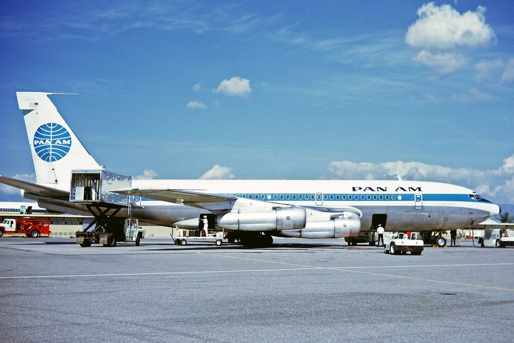 Pin by Den14 on Pan American Airlines (Pan Am) Boeing