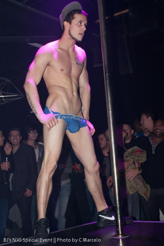 go strippers go male gay