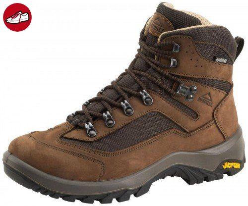 McKINLEY Trekking Schuh Dunkley AQX W, dunkelbraun,36