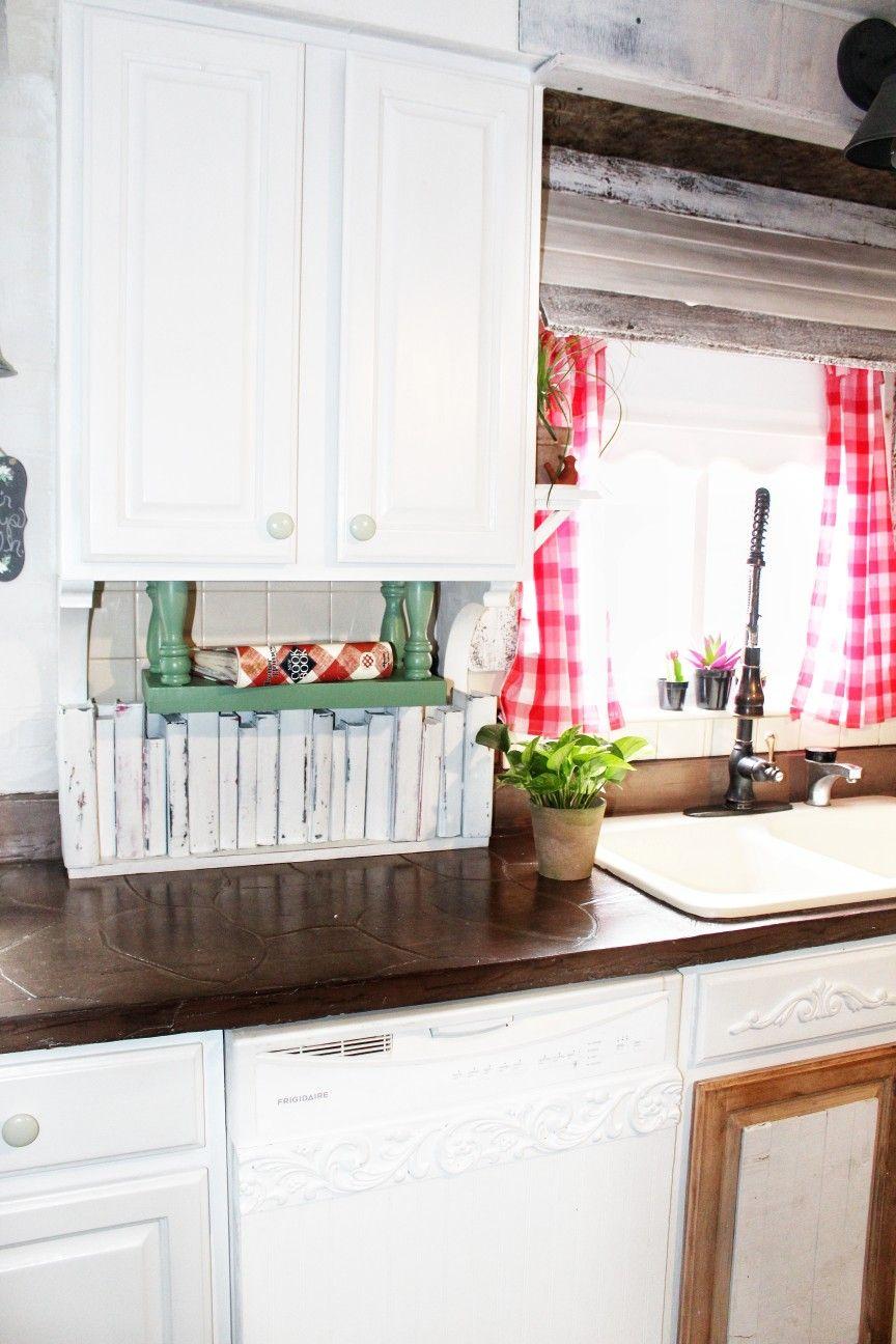Simple Adorable Under Cabinet Kitchen Shelf Kitchen Cabinets Kitchen Shelves Beautiful Kitchen Cabinets