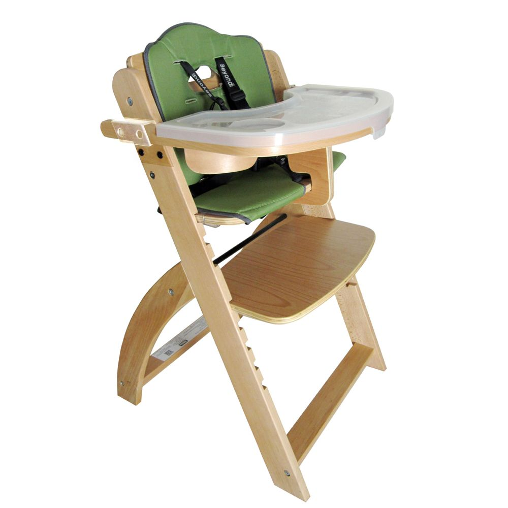 This Is Beyond Junior Wooden Baby High Chair From Abiiecom Its