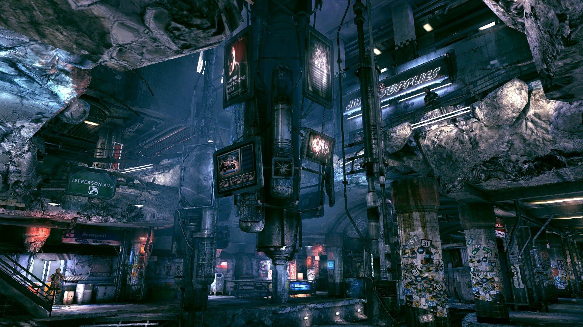 underground city - Google Search | uncategorised ...