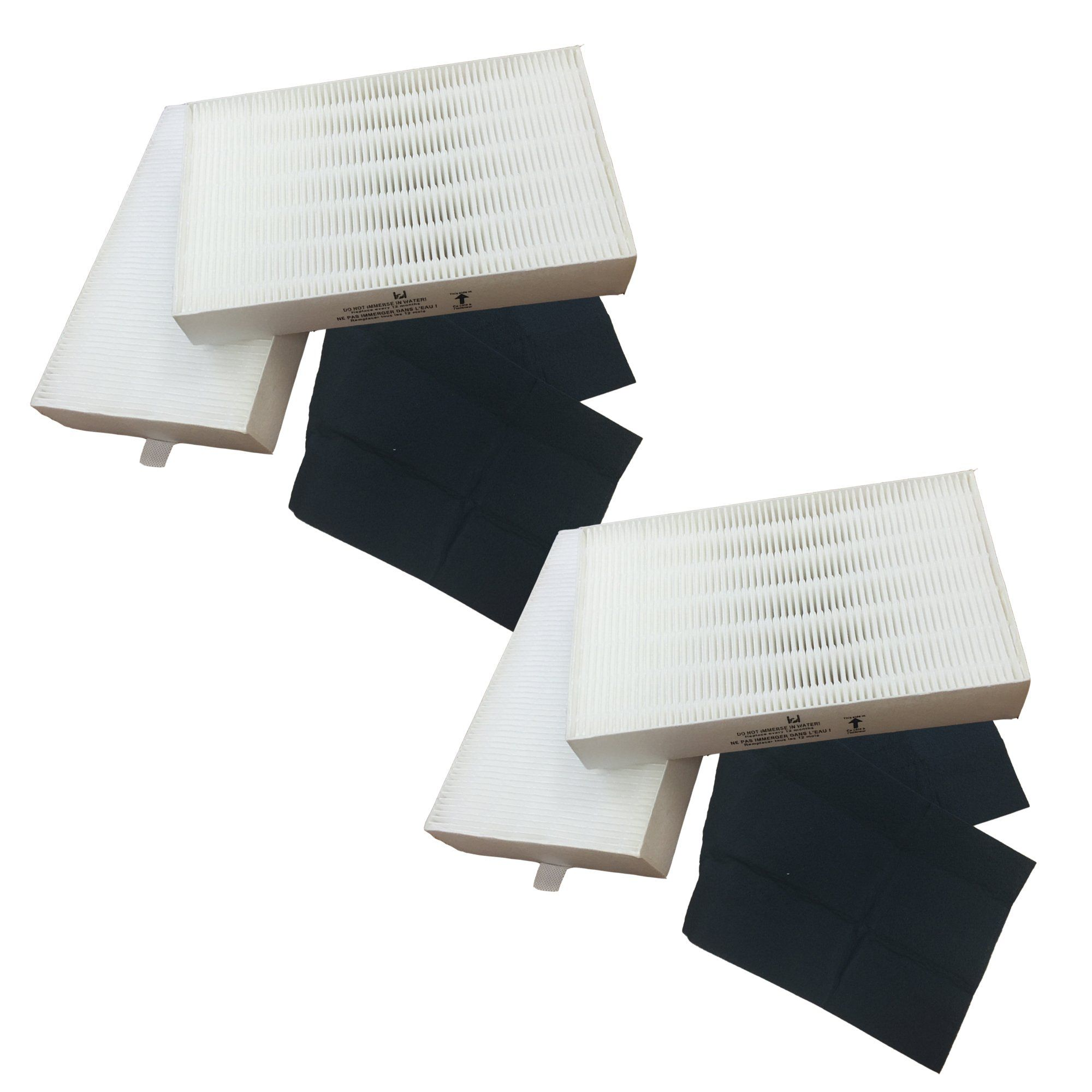 Replacement Carbon Filter & R Air Purifier Filter Kit