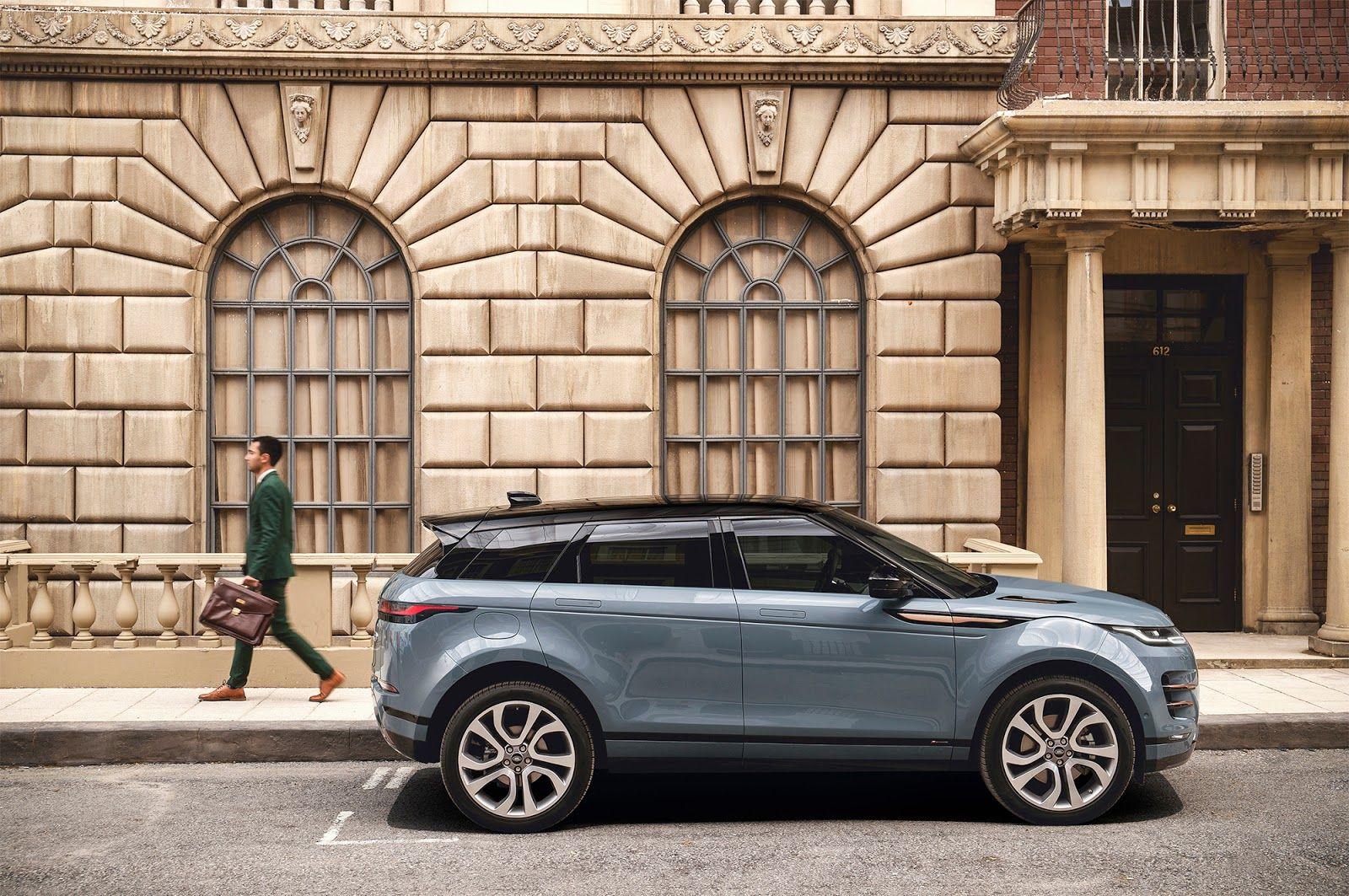 КЛАССНЫЕ ФОТО АВТО! (и не только) Range Rover Evoque