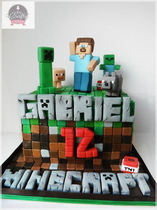 minecraft cake minecraft cakes pinterest minecraft cake cake and cake decorating. Black Bedroom Furniture Sets. Home Design Ideas