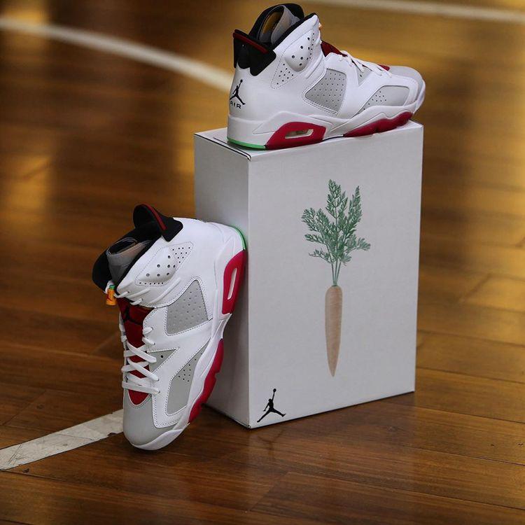 Air Jordan 6 Hare 2020 Outfit