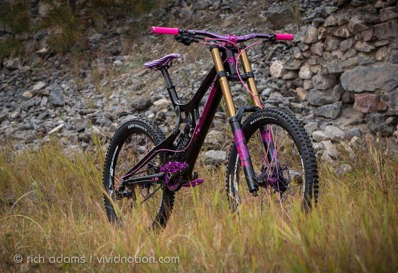 84d010cd9a6 DH Bike