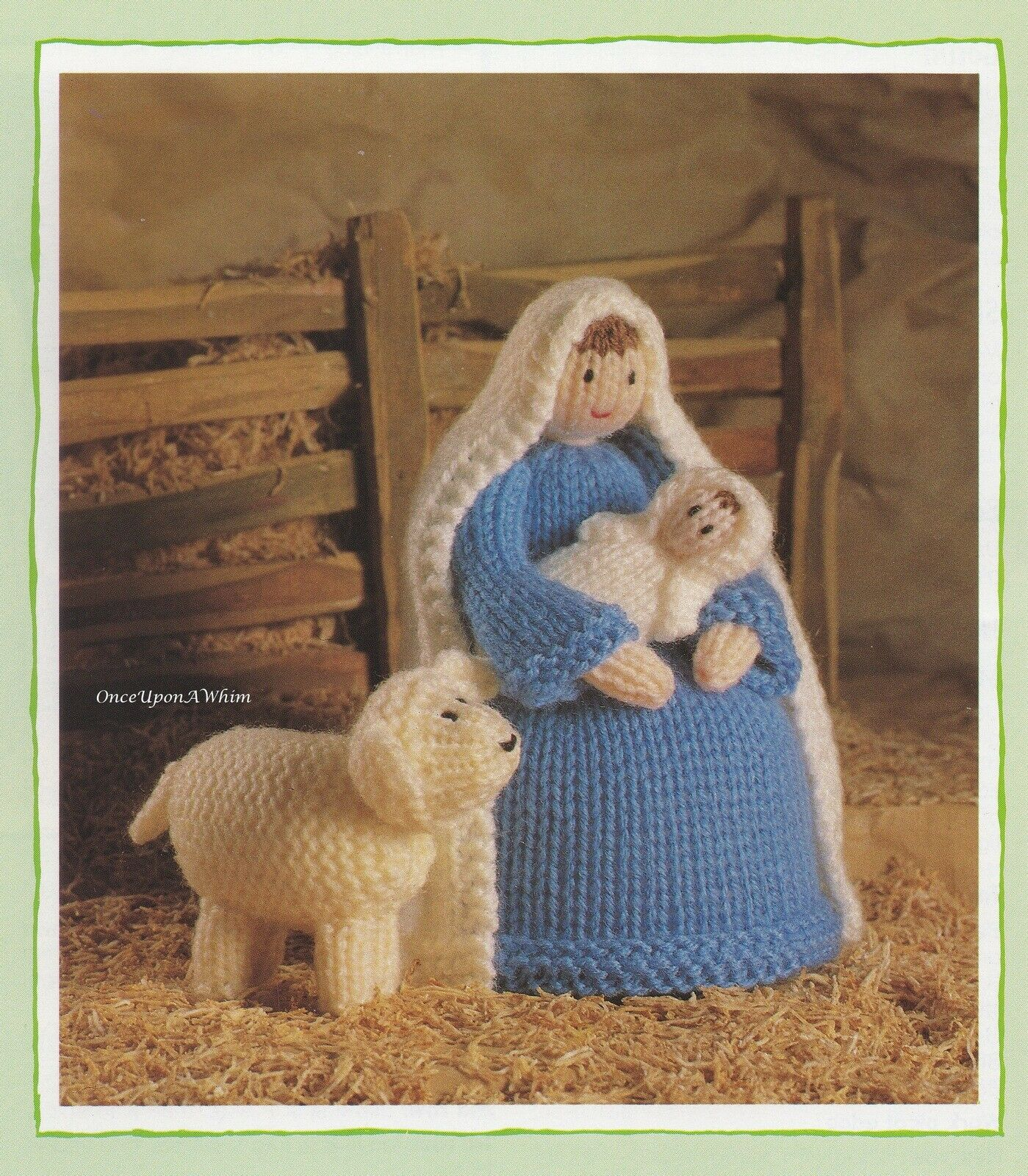 Jean Greenhowe Knitting Pattern Book Christmas Special Delivery is Free
