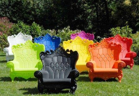 chaises de jardin plastique pas cher