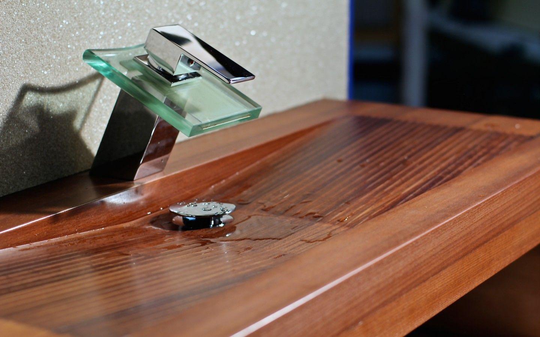 waschbecken aus holz startseite wooden bathtubs. Black Bedroom Furniture Sets. Home Design Ideas