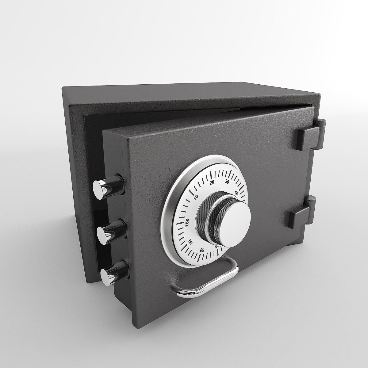8.6 L Home Safe Coffre-fort électronique à code /& Emergency Override Slypnos Safe Box