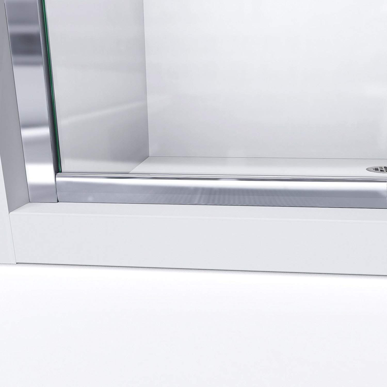 Anodized Aluminum Wall Profiles And Guide Rails Shower Doors Dreamline Tub Doors