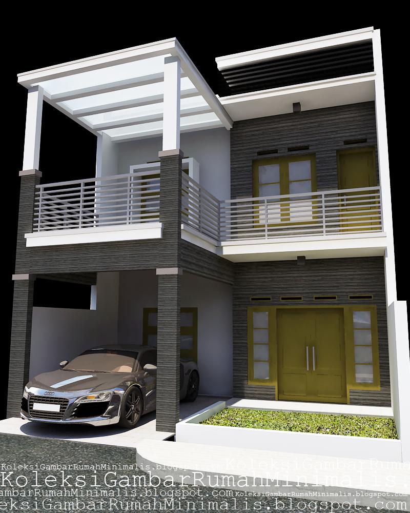 Desain Dan Denah Rumah Mezzanine Ukuran 6 X 10 M Kecil